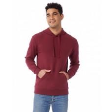 Adult Eco Cozy Fleece Pullover Hooded Sweatshirt