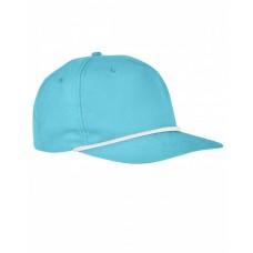 BA671 5-Panel Golf Cap - Big Accessories Caps