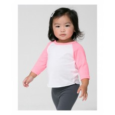 Infant Poly-Cotton 3/4-Sleeve T-Shirt