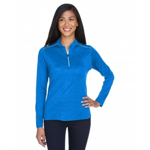 CE401W Ladies' Kinetic Performance Quarter-Zip - Core 365 Womens Sweatshirts