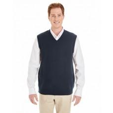 M415 Men's Pilbloc™ V-Neck Sweater Vest - Harriton Mens Vests