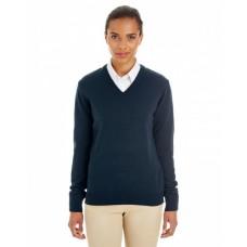 M420W Ladies' Pilbloc™ V-Neck Sweater - Harriton Womens Sweaters
