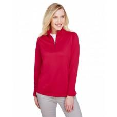 M748W Ladies' Advantage Snag Protection Plus IL Quarter-Zip - Harriton Womens Sweatshirts