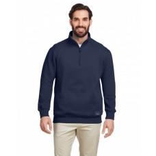 N17176 Men's Anchor Quarter-Zip Pullover - Nautica Mens Sweatshirts
