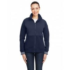 N17387 Ladies' Navigator Full-Zip Jacket - Nautica Womens Jackets