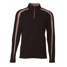 NB4005 Youth Spartan Fleece Quarter Zip - A4 Sweatshirts