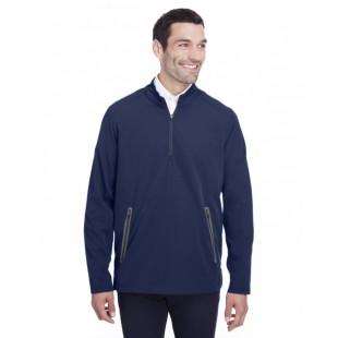 NE401 Men's Quest Stretch Quarter-Zip - North End Mens Sweatshirts