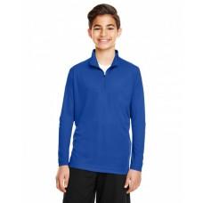 TT31Y Youth Zone Performance Quarter-Zip - Team 365 Sweatshirts